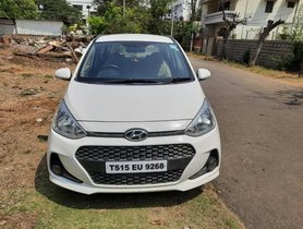 Used 2018 Hyundai Grand i10 Nios MT for sale in Hyderabad