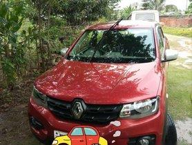 Used 2017 Renault Kwid MT for sale in Dimapur