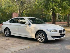 2013 BMW 5 Series 520d Luxury Line AT for sale in Faridabad