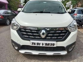 2017 Renault Lodgy MT for sale in Dindigul