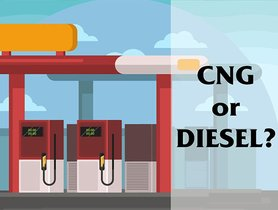 Should you choose CNG as an alternative to diesel?