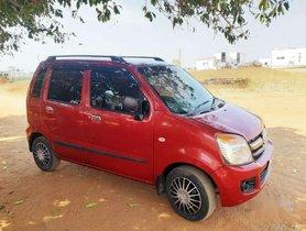 Used Maruti Suzuki Wagon R LXI 2008 MT for sale in Dindigul