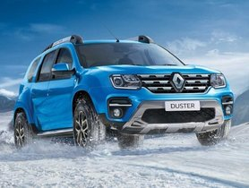 BS6 Renault Duster Available With Discounts Of Upto Rs. 70,000