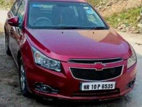 Chevrolet Cruze LTZ 2010 MT for sale in Ambala
