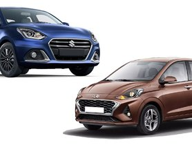 Maruti Dzire Vs Hyundai Aura - Comparison of May 2020 Discounts