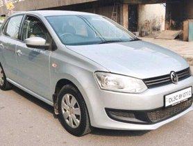 2012 Volkswagen Polo Petrol Comfortline 1.2L MT for sale in New Delhi