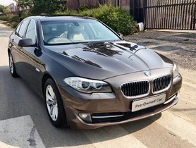 BMW 5 Series 520d Luxury Line 2012 AT for sale in Gurgaon