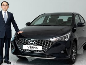 Hyundai Verna Facelift Officially Launched in India