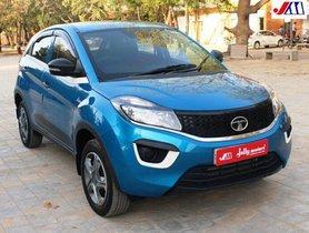 Used Tata Nexon 2017 MT for sale in Ahmedabad