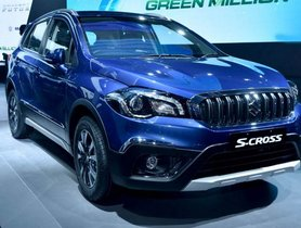 Maurti Suzuki Initiates Bookings For S-Cross Petrol
