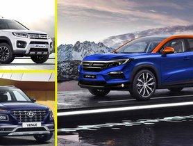 Maruti Brezza and Hyundai Venue Rivalling Honda ZR-V Imagined In an Upmarket Attire
