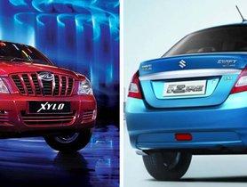 Maruti Swift Dzire to Mahindra Xylo - Best Used Cars under 2 Lakhs in India