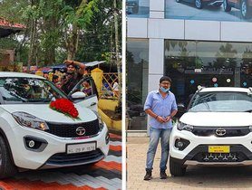 Old Tata Nexon Owner Buys New Model Amidst Lockdown