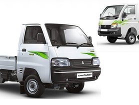 Tata Ace-Rivaling BS6 Maruti Super Carry S-CNG Introduced