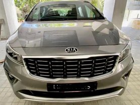 Kia Carnival Enters Used Car Market - INSTANT SAVING of Rs 2 Lakh