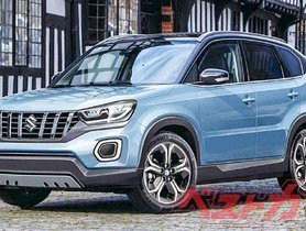 2021 Suzuki Vitara Is Expected To Launch In India By 2021