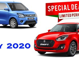 MANY OFFERS On Maruti WagonR, Swift, Baleno, etc Even After Chairman's Comment On No Need Of Discounts