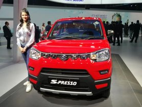 Maruti S-Presso CNG To Launch Soon