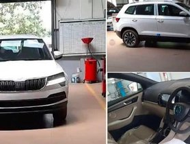 Skoda Karoq Reaches Dealerships Ahead Of Imminent Launch