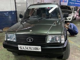 This Tata Sierra Looks Like It Just Rolled Off the Production Line