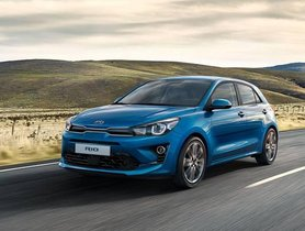 Kia Rio Facelift Revealed, Gets A Handful of Updates