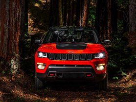 Jeep Compass Facelift Is Almost Here - What to Expect