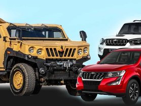 Here's The BIG DADDY Of Mahindra XUV500 and Scorpio