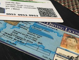 How To Link Driving Licence with Aadhaar - 8 Easy Steps