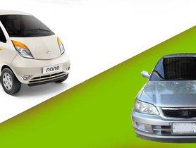 Tata Nano to Honda City - 5 RELIABLE Used Cars Below Rs 75,000