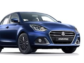 Maruti Dzire Facelift Available With Upto Rs 48,000 Off