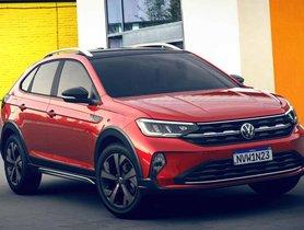 2021 VW Nivus Coupe-SUV Revealed