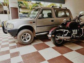 LHD Tata Sport from Vijayawada is Actually an export-spec Tata Sierra
