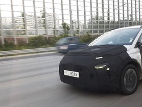 Maruti Ertiga Rival From Hyundai Spotted Testing For The First Time