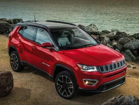 2020 Jeep Compass Facelift Teased Prior to Its Debut on June 4
