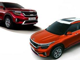 Kia Seltos Gains Features, Gets Costlier - New vs Old Model Comparison