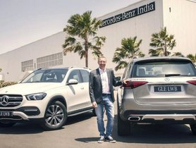 Mercedes-Benz GLE Now Available in Two New Petrol and Diesel Variants