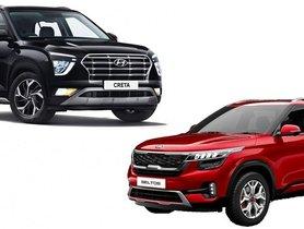 2020 Hyundai Creta Outsells Kia Seltos by a HUGE Margin