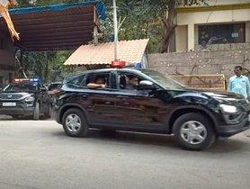 Tata Harrier is Udhhav Thackrey's Pilot Vehicle