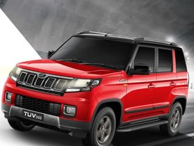 Check Out The Mahindra TUV300 Impressive Accessories List
