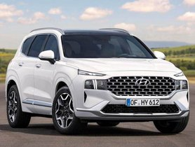 New Hyundai Santa Fe Unveiled: Now Looks Bigger And Better