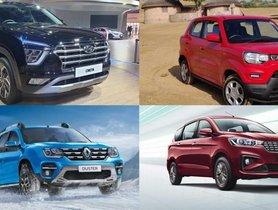 Kia Seltos to Maruti Swift - Best BSVI Cars Under 10 Lakh