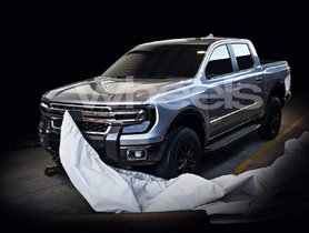 Here's How The Next-Gen Ford Endeavour Would Look Like