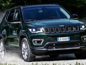 India-Bound Jeep Compass Facelift Unveiled With A 1.3-litre Turbo Petrol Engine