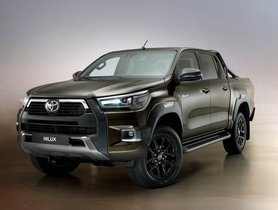 New Toyota Hilux Unveiled, Looks More Robust Looks And Offers New Features