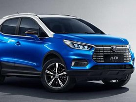 BYD Yuan EV Is A Chinese Ford EcoSport Clone