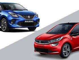 Tata Altroz Second Most Popular Premium Hatchback after Maruti Baleno