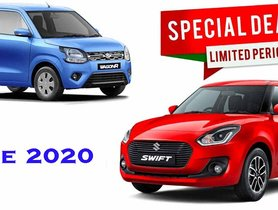 Great Offers On Maruti Dzire, Swift, Celerio, WagonR, S-Presso, Eeco and Alto This Month