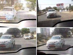 Tata HBX (Maruti Ignis Rival) Spotted Testing