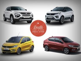 Best Tata Cars Offers July 2020: Tata Harrier, Nexon, Tiago and More