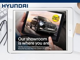 Hyundai Launches End-To-End Online Car Buying Platform